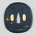 Sword Guard (Tsuba) MET 14.60.16 003feb2014.jpg