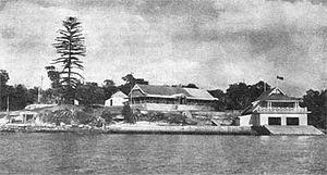 Sydney Rowing Club - Image: Sydney Rowing Club 1955