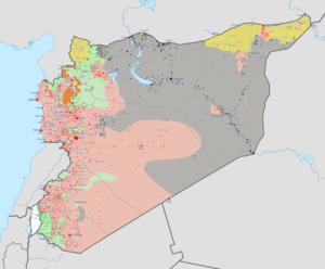 Основной конфликт арабская весна
