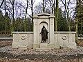 Szczecin Cmentarz Centralny nagrobek rodziny Dewitz.jpg