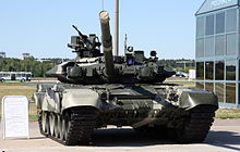 e71bd323b5fc T-90A fitted with second generation Kontakt-5 ERA.