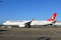 TC-JSM - A321 - Turkish Airlines
