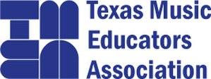 Texas Music Educators Association - Image: TMEA Logo Blue with Name