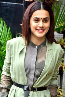 Taapsee Pannu Indian actress