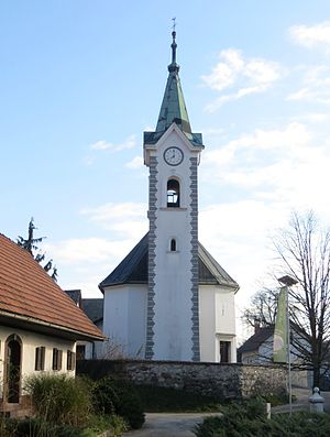 Tacen - Saint George's Church