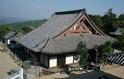 太山寺 (松山市) - Wikipedia