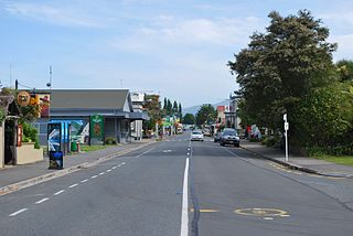 Takaka, New Zealand town in Tasman, New Zealand