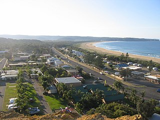 Tathra, New South Wales Town in New South Wales, Australia