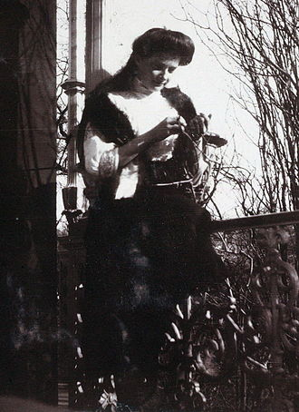 Grand Duchess Tatiana Nikolaevna of Russia - Grand Duchess Tatiana Nikolaevna in about 1911. Courtesy: Beinecke Library.