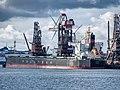 Tatry (ship, 2013) IMO 9582960 Calandkanaal pic2.jpg