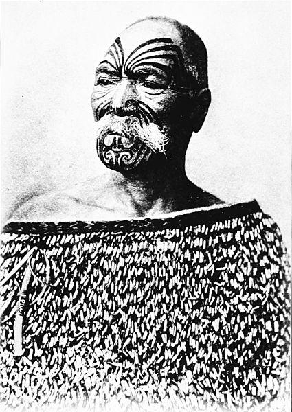 File:Tattooed Maori.jpg