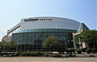 TaxSlayer Center Arena in Illinois, United States