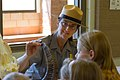 Teacher-Ranger-Teacher Angie Jungluth in the Moab Schools (8043885696).jpg