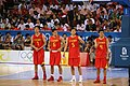 Team China - Mens Basketball - Beijing 2008 Olympics (2752109255).jpg