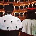Teatro Lauro Rossi, Macerata, Italy, vista dal palco.jpg