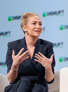 Whitney Wolfe Herd American entrepreneur (born 1989)