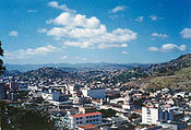 Tegucigalpa desde La Leona