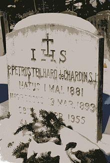 Pierre Teilhard De Chardin Wikiquote