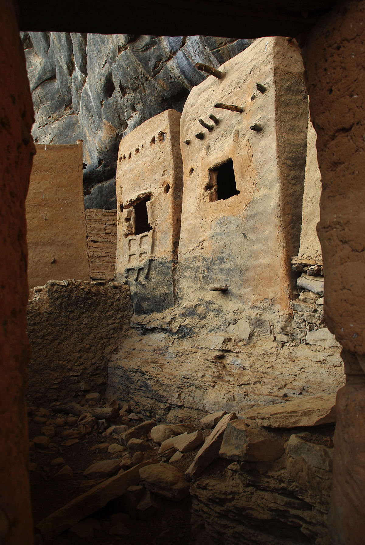 Bandiagara Travel Guide At Wikivoyage