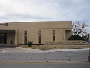 Temple Daily Telegram - Temple Daily Telegram, Temple, Texas