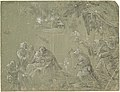 Temptation of St. Anthony (recto); Fantastic Landscape (verso) MET DP102187.jpg