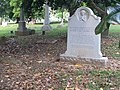 Tennessee Children's Home Society Memorial Marker, Elmwood Cemetery, Memphis, 2015.jpg