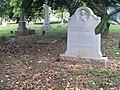 Tennessee Children's Home Society Memorial Marker, Elmwood Cemetery, Memphis, 2015.jpg