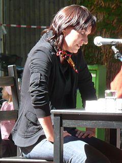 Terézia Mora Hungarian writer, screenwriter and translator