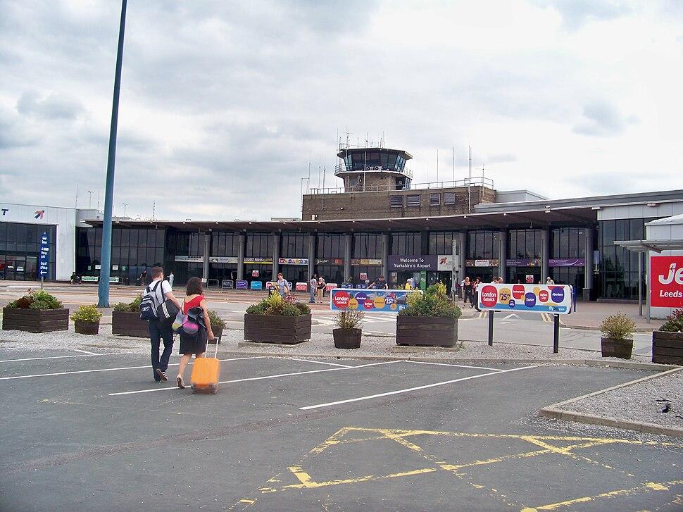 Terminal, Leeds Bradford International Airport (24th July 2010) 001