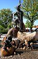 Thale - Wotanbrunnen = Brunnen der Weisheit.jpg