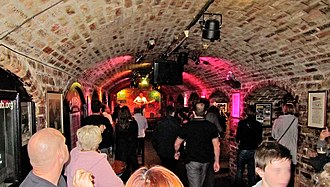 The Cavern Club - The Cavern of the re-opened Cavern Club (photographed in 2009).