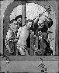 La Flagellation