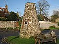 The Flint Tower, Alfriston, East Sussex - geograph.org.uk - 1036915.jpg