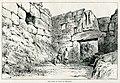 The Gate of Lions, at Mykenae - Mahaffy John Pentland - 1890.jpg