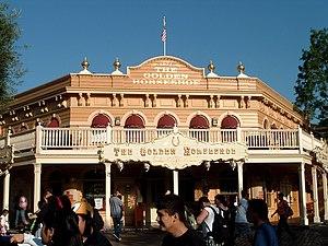 Golden Horseshoe Saloon - Image: The Golden Horseshoe