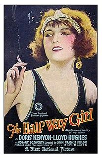 <i>The Half-Way Girl</i> 1925 film
