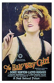 The Half Way Girl poster.jpg