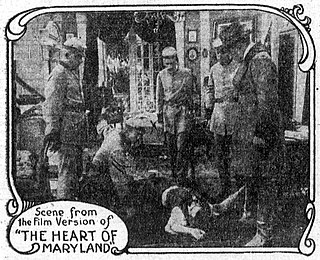 <i>The Heart of Maryland</i> (1915 film)