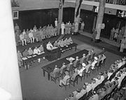 The Japanese Southern Armies Surrender at Singapore, 1945 SE4704.jpg