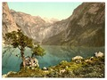 The Lake, Obersee, Upper Bavaria, Germany-LCCN2002696272.tif