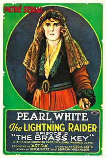 <i>The Lightning Raider</i> 1919 film