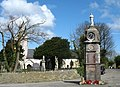 The Llanfechell War Memorial and Eglwys St Mechell - geograph.org.uk - 1256352.jpg