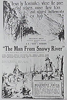 <i>The Man from Snowy River</i> (1920 film) 1920 film
