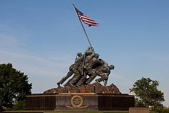 Marine Corps War Memorial - Marine Corps War Memorial