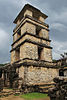 Palenque's Observation Tower
