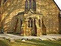 The Parish Church of St Leonard, Balderstone, West end - geograph.org.uk - 1218811.jpg