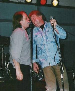 Pretty Things - Phil May and Skip Alan in 1999