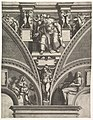 The Prophet Ezekiel; from the series of Prophets and Sibyls in the Sistine Chapel MET DP821562.jpg
