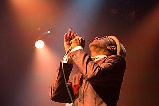 Shawn Amos American musician