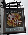 The Sign of the Wellington Arms - geograph.org.uk - 1863258.jpg